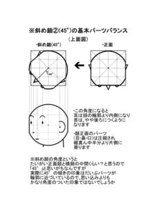 斜め顔�A(45°)パーツバランス.png