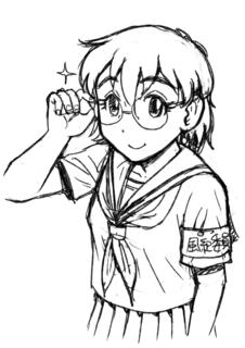 (テスト)風紀委員の女の子_下描き.png